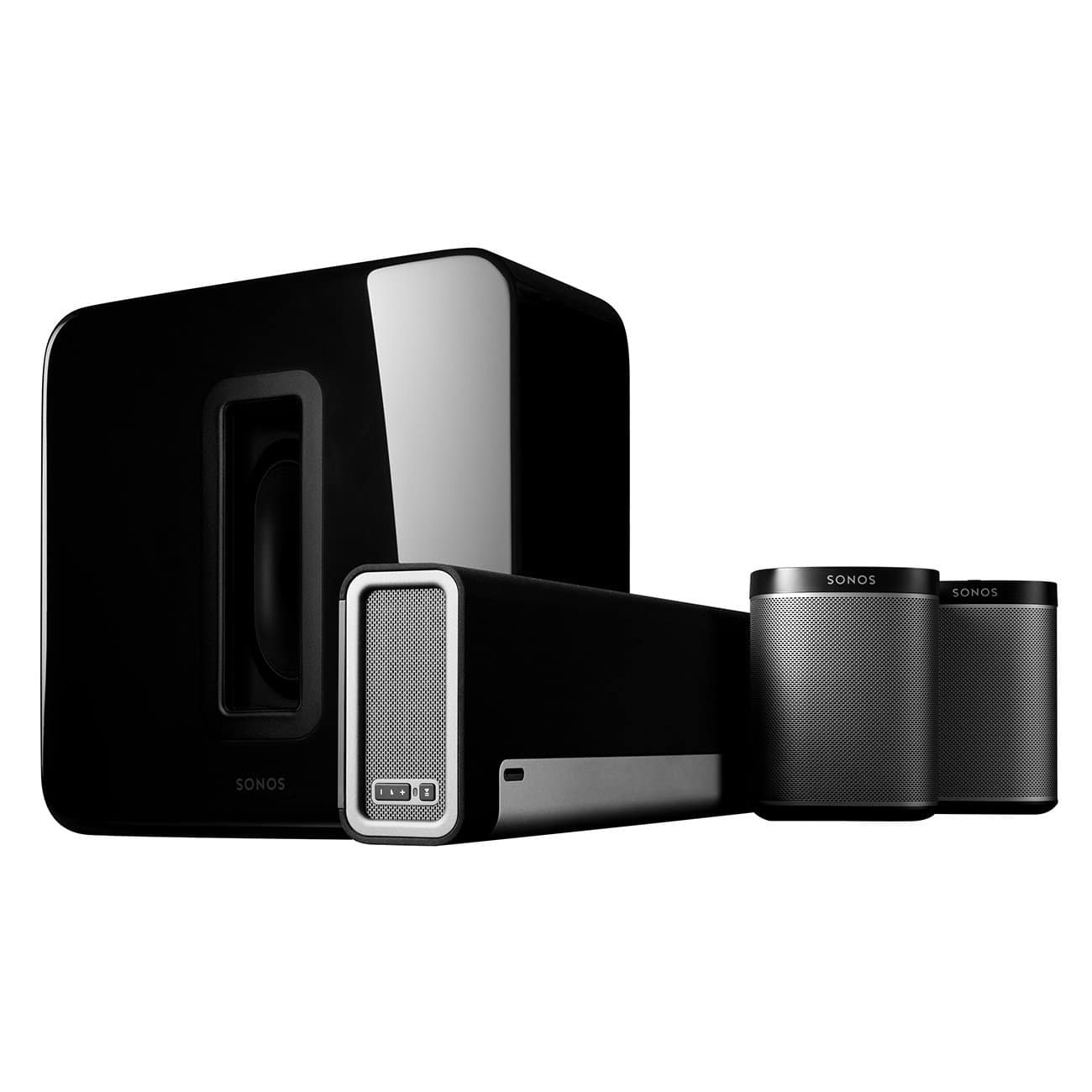 Sonos 5.1 Home Theater System