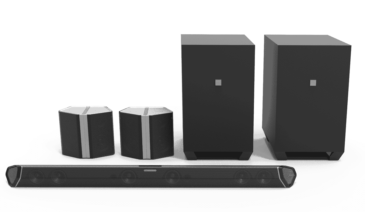 Nakamichi Shockwafe Ultra 9.2 Home Theater System
