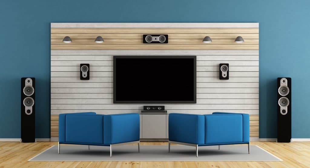 Best home theater system 2019 budget high end speakers - Living room surround sound systems ...