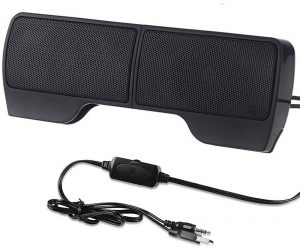 Supvin Clip-On portable soundbar
