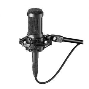 Audio Technica AT2035 - Ninja's Microphone