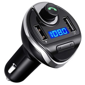 Criacr Bluetooth FM Transmitter