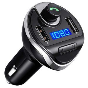 Criacr Bluetooth FM Transmitter