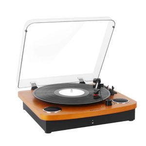 JOPOSTAR Bluetooth Compatible Turntable