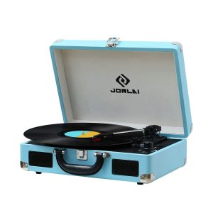JORLAI vinyl record player