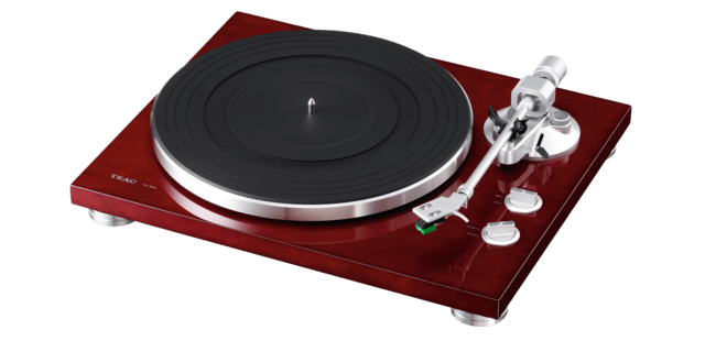 Teac TN-300 Turntable with Built-In Pre-Amp